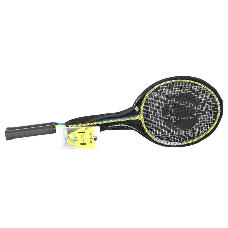 Zestaw rakiet do badmintona