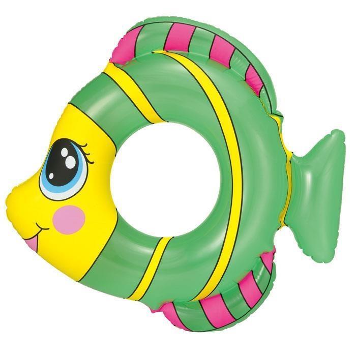 Koło nadmuchiwane Friedly Fish, Bestway