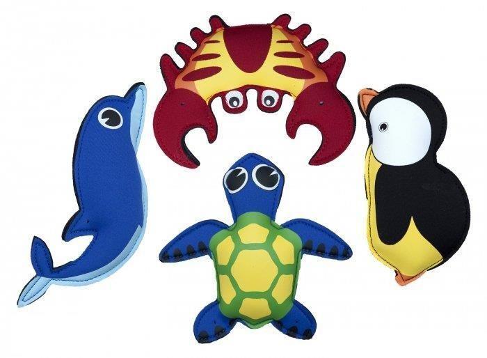 SwimFin Zabawka do nauki pływania SwimFin - Funky Floaties