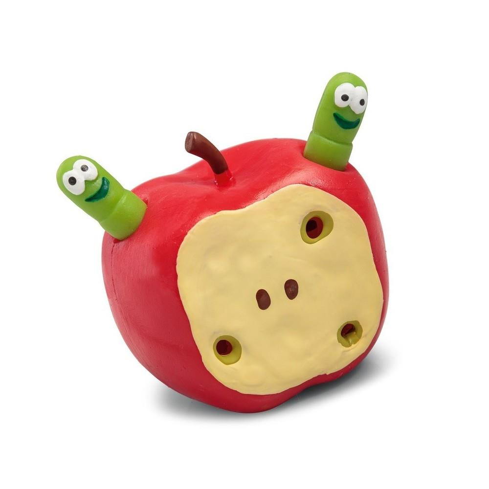 Zarobaczone jabłko
