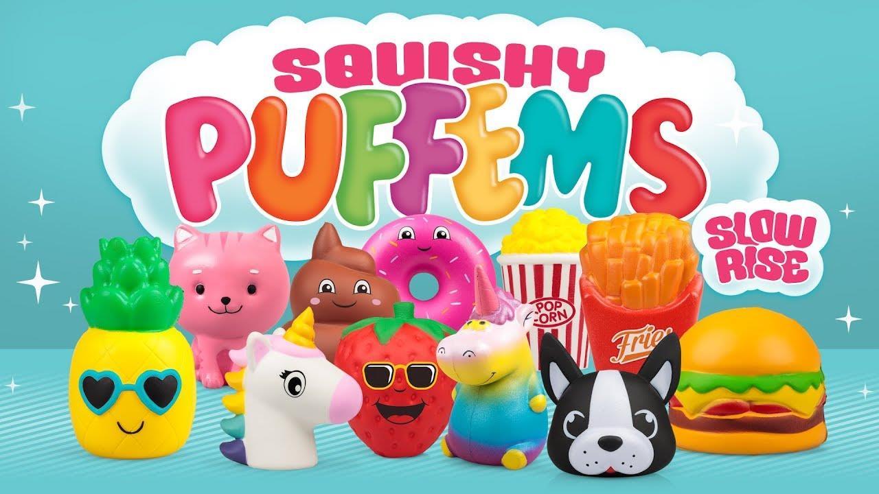 Squishy Puffems