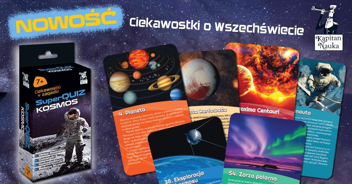 SuperQUIZ Kosmos, Edgard