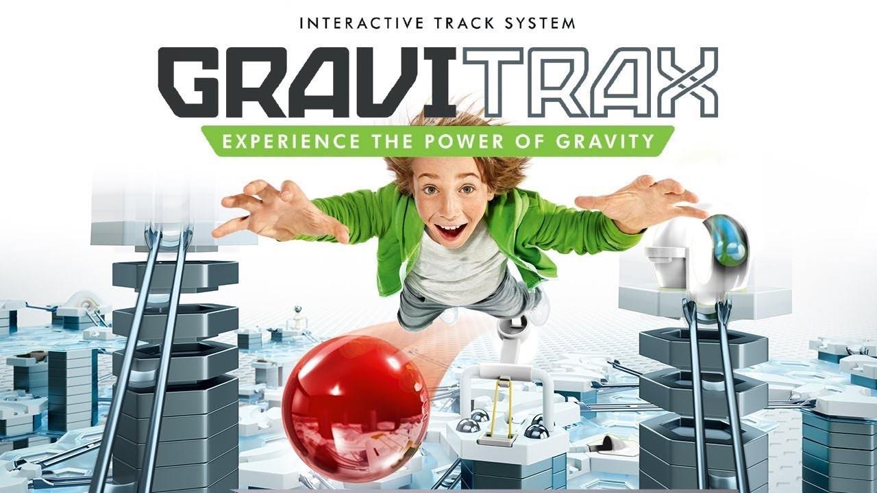 Interaktywny system torów GraviTrax