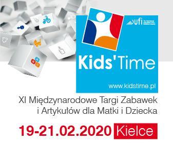KIDS TIME 2020 – jedna z największych światowych wystaw branży dziecięcej już w lutym
