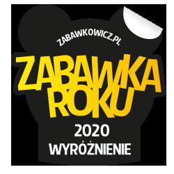 Zabawka Roku 2020 Wyróżnienie